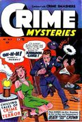 Crime Mysteries (1952-1954 Trojan Magazines) 8