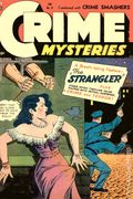 Crime Mysteries (1952-1954 Trojan Magazines) 11