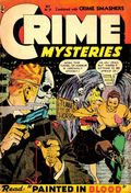 Crime Mysteries (1952-1954 Trojan Magazines) 14