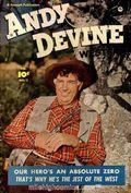 Andy Devine Western (1950 Fawcett) 2
