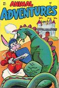 Animal Adventures (1953 Timor) 1