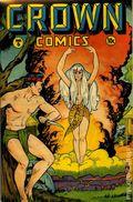 Crown Comics (1944) 6