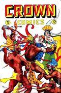 Crown Comics (1944) 9