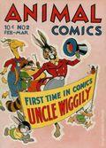 Animal Comics (1942-1948 Dell) 2