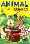 Animal Comics (1942-1948 Dell) 8