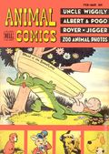 Animal Comics (1942-1948 Dell) 25