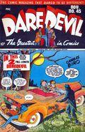 Daredevil Comics (1941 Lev Gleason) 45