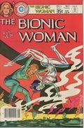 Bionic Woman (1977 Charlton) 4