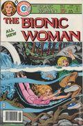 Bionic Woman (1977 Charlton) 5