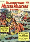Blackstone Master Magician Comics (1946) 3
