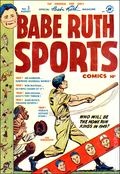 Babe Ruth Sports Comics (1949) 3