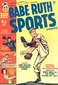 Babe Ruth Sports Comics (1949) 4