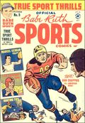 Babe Ruth Sports Comics (1949) 5