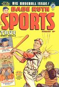 Babe Ruth Sports Comics (1949) 9