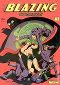 Blazing Comics (1944) 3