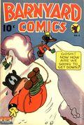 Barnyard Comics (1944) 4