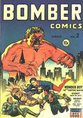 Bomber Comics (1944) 2