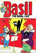 Basil ...The Royal Cat (1953 St. John) 3
