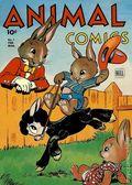 Animal Comics (1942-1948 Dell) 7