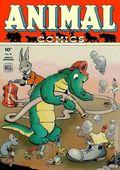 Animal Comics (1942-1948 Dell) 10
