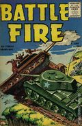 Battle Fire (1955-1956 Stanley Morse) 2
