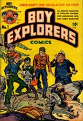 Boy Explorers Comics (1946) 1