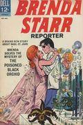 Brenda Starr Reporter (1963 Dell) 1