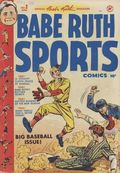 Babe Ruth Sports Comics (1949) 2