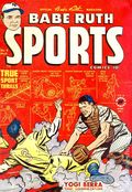 Babe Ruth Sports Comics (1949) 8