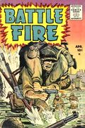 Battle Fire (1955-1956 Stanley Morse) 1