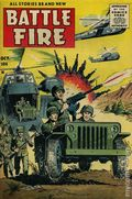 Battle Fire (1955-1956 Stanley Morse) 4