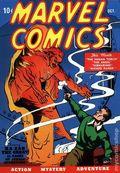 Marvel Comics (1939) 1