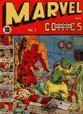 Marvel Mystery Comics (1939) 7