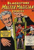 Blackstone Master Magician Comics (1946) 2