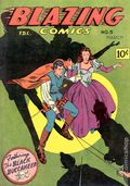 Blazing Comics (1944) 5