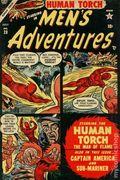 Men's Adventures (1951 Marvel/Atlas) 28