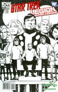 Star Trek Legion of Superheroes (2011 IDW) 1G