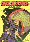 Blazing Comics (1944) 4