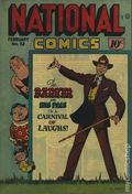 National Comics (1940) 52