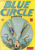 Blue Circle Comics (1944) 3