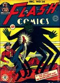 Flash Comics (1940 DC) 24