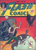 Flash Comics (1940 DC) 33