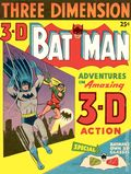 3-D Batman (1953) 1953.NOGLASSES
