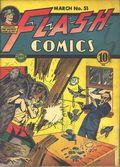 Flash Comics (1940 DC) 51