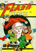 Flash Comics (1940 DC) 72