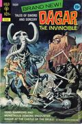 Dagar the Invincible (1972 Gold Key) 1
