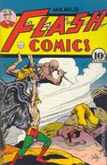 Flash Comics (1940 DC) 13