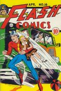 Flash Comics (1940 DC) 16