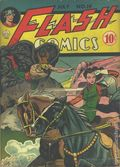 Flash Comics (1940 DC) 19