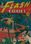 Flash Comics (1940 DC) 23